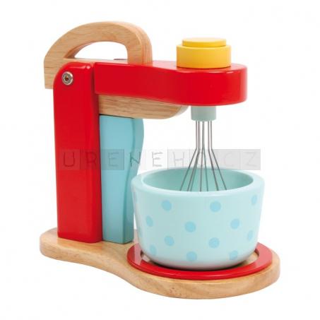 Dětský dřevěný mixer