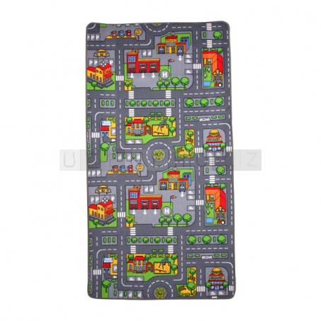 Hrací koberec Duoplay, oboustranný