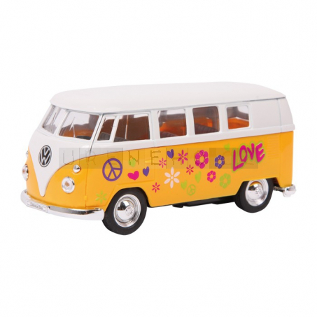 VW´62 Bus (Model 1:34)