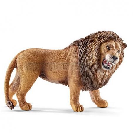 Schleich 14726 Řvoucí lev