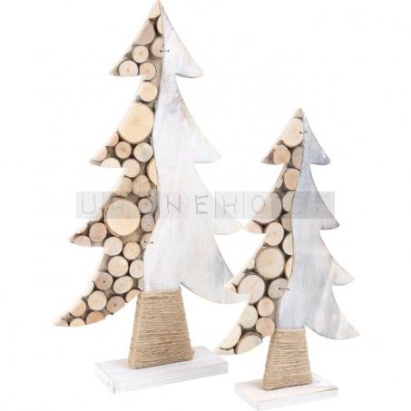 Dekorace stromečky, 2 kusy