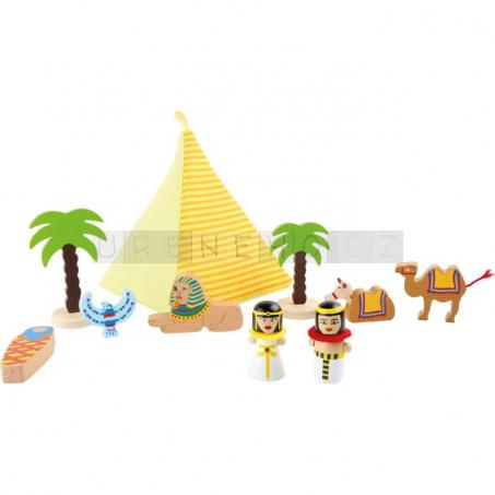 Hrací sada Egypt