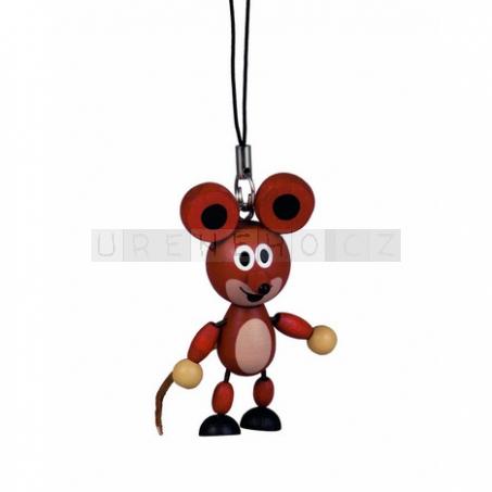 Klíčenka Myška
