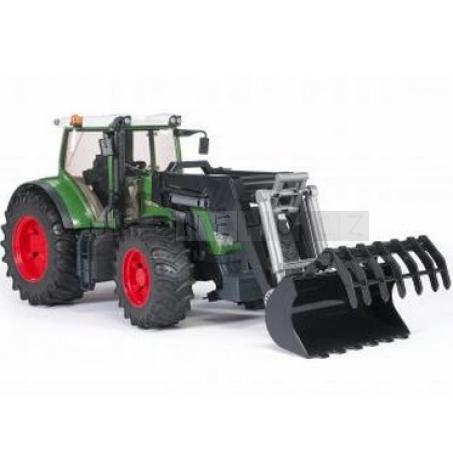 Bruder 3041 Traktor Fendt 936 VARIO se lžící [03041]