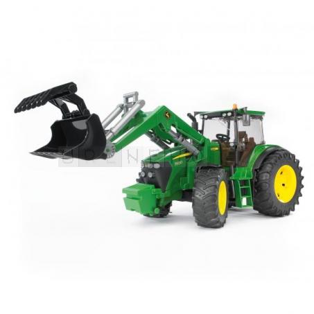 Bruder 3051 Traktor John Deere 7930 + čelní nakladač [03051]