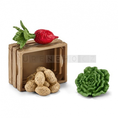 Schleich 42289 Krmivo pro prasata a selata