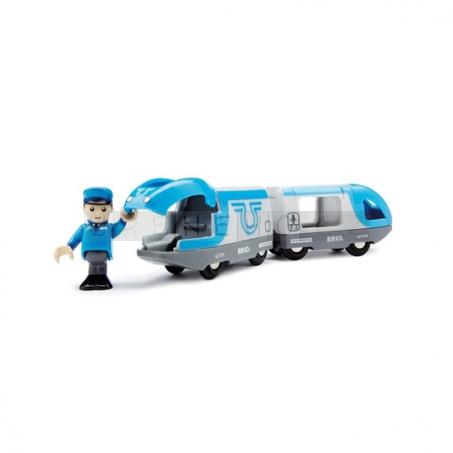 BRIO Elektrická vlaková souprava [33506]