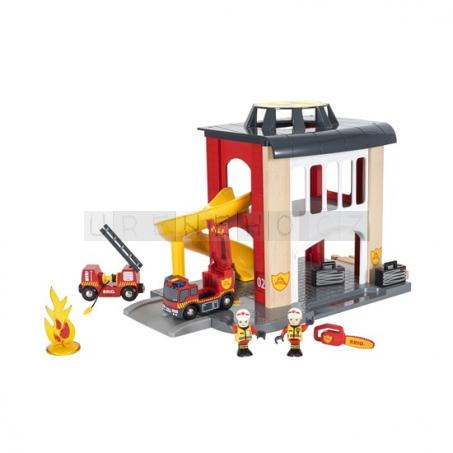 Brio Požární stanice [33833]