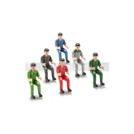SIKU 7071 Sada hracích figurek 6 ks