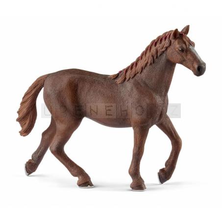 Schleich 13855 Anglický plnokrevník kobyla