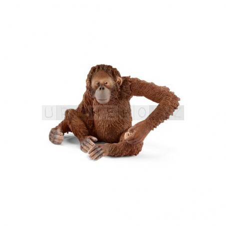Schleich 14775 Orangutan, samice