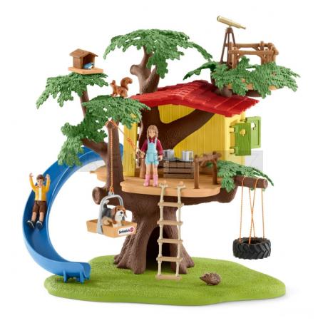 Schleich 42408 Adventure Tree House [42408]