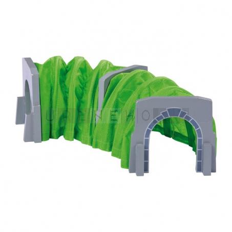 Vláčkodráha - sada tunel, depo, věž