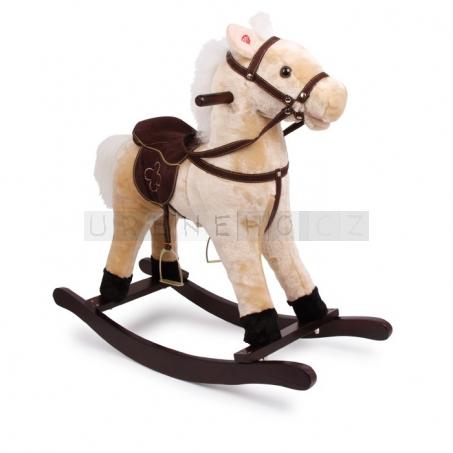 Houpací kůň světle hnědý