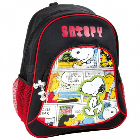 Snoopy školní batoh