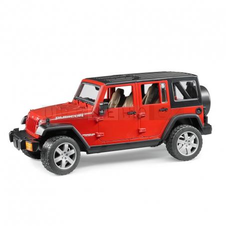 Bruder 2525 Jeep Wrangler Rubicon [02525]