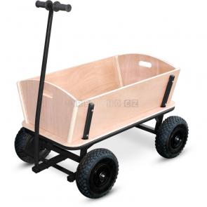 Ruční vozík XXL, dřevěný