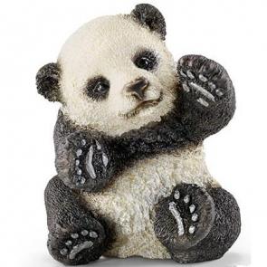 Schleich 14734 Mládě pandy hrající si