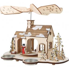 Vánoční pyramida Advent