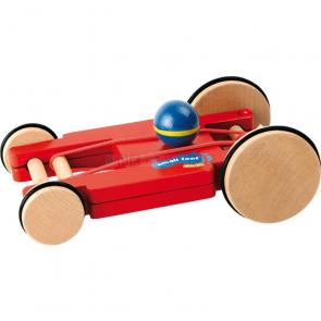 Natahovací auto na gumičku