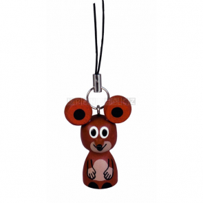 Klíčenka mini Myška