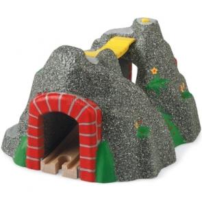BRIO Kamenný tunel se zvukovým systémem [33481]