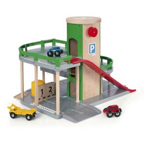 Brio Patrové parkovací garáže s výtahem [33204]