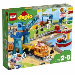 LEGO DUPLO 10875 Nákladní vlak [10875]