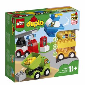 LEGO DUPLO 10886 Moje první vozidla [10886]