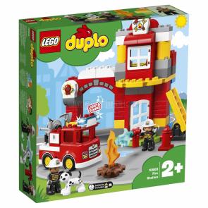 LEGO DUPLO 10903 Hasičská stanice [10903]