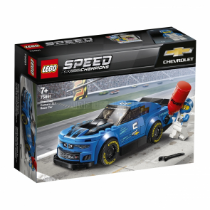 LEGO Speed Champions 75891 Chevrolet Camaro ZL1 Race Car [75891]