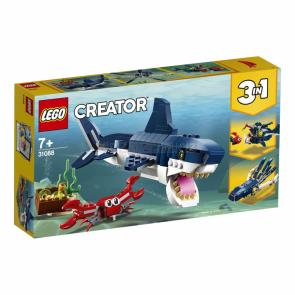 LEGO Creator 31088 Tvorové z hlubin moří [31088]
