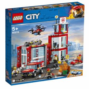 Lego City 60215 Hasičská stanice [60215]