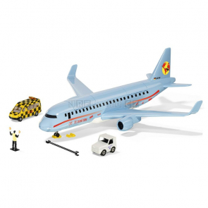 SIKU WORLD Commercial aircraft with accessories [5402]