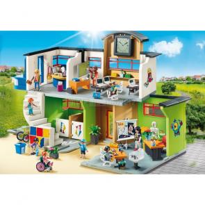 Playmobil 9453 Velká škola s příslušenstvím [9453]