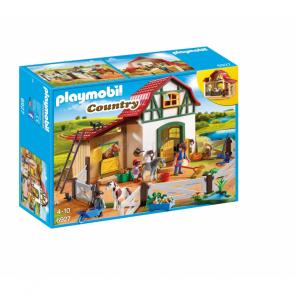 Playmobil 6927 Farma pro poníky [6927]