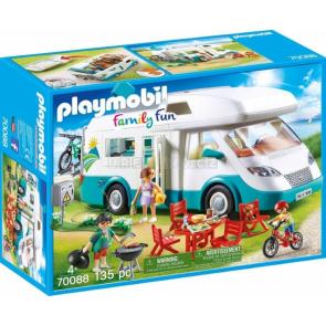 Playmobil 70088 Rodinný karavan [70088]