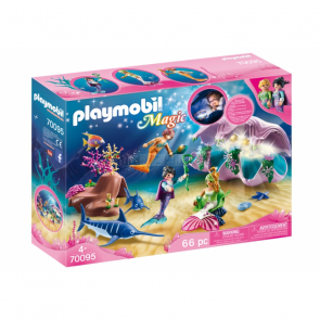Playmobil 70095 Noční světlo svítící perla