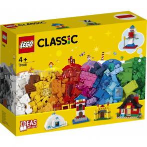 Lego Classic 11008 Kostky a domky [11008]