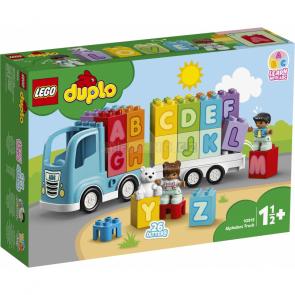 LEGO DUPLO 10915 Náklaďák s abecedou [10915]