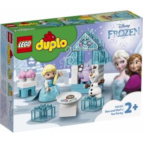 LEGO DUPLO 10920 Čajový dýchánek Elsy a Olafa [10920]