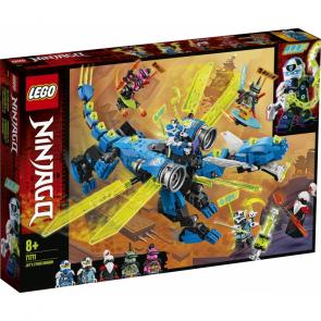 LEGO Ninjago 71711 Jayův kyberdrak [71711]