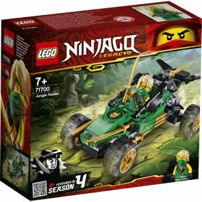 Lego Ninjago 71700 Bugina do džungle [71700]