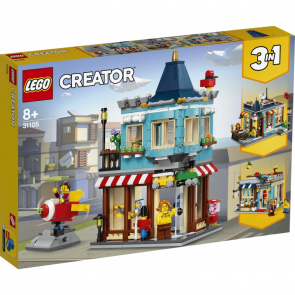 Lego Creator 31105 Hračkářství v centru města [31105]