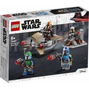 LEGO STAR WARS 75267 Bitevní balíček Mandalorianů [75267]