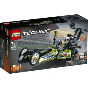 LEGO TECHNIC 42103 Dragster [42103]