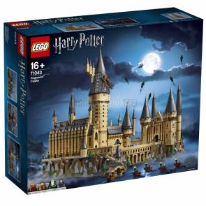 Lego Harry Potter 71043 Bradavický hrad [71043]