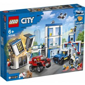 LEGO City 60246 Policejní stanice [60246]