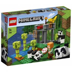 Lego Minecraft 21158 Pandí školka [21158]