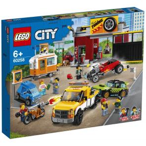 Lego City 60258 Tuningová dílna [60258]